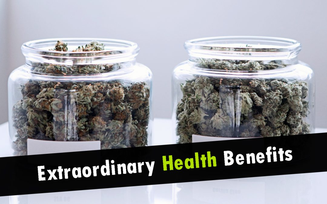 Health benefits of marijuana